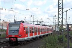 DB BR 423 der DB (S-Bahn Kln) (Vitalis Fotopage) Tags: br kln db 423 sbahn bahn rhein ruhr deutsche
