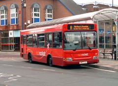 MPDs through the years... 2 (Southern England Bus Scene) Tags: blue red coast south go line solent rocket 579 eastleigh sn03ldj