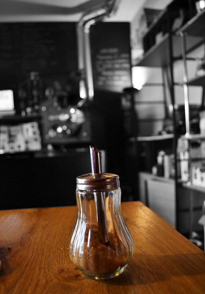Cafe Grain Brune