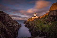 Fanad Lighthouse (Mr Bultitude) Tags: county ireland lighthouse long exposure coastal donegal fanad
