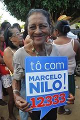 24.08.2014 - Comcio em Pedro (Deputado Marcelo Nilo) Tags: em pedro comcio 24082014