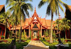 National Museum Phnom Penh Cambodia
