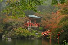 Daigo-ji Temple (FoxForce5) Tags: temple kyoto shrine buddhist nara daigoji