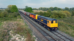 20901 at Clay Mills (robmcrorie) Tags: trent clay mills staffordshire derby burton amersham 20905 20314 20901 gbrf 20311 7x09