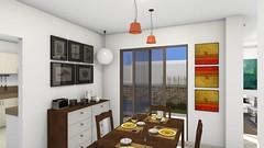 Comedor/Jantar/Dining (José Pincay) Tags: arquitetura 3d arquitectura interiors arch interior render blender visualization visualización artlantis visualização