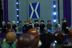 Scotland Decides (peggyjdb) Tags: history scotland lego politics british referendum britishhistory