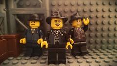 Chicago's mafia. (hey_mamba) Tags: chicago lego awesome minifig custom mafia