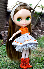 Mel - Blythe Prima Dolly Winsome Willow