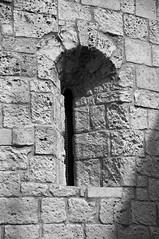 Termoli Cathedral (kieranburgess) Tags: italy window stone wall arch cathedral santamaria duomo romanesque thick termoli molise