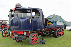 SE0150-Lincoln. (day 192) Tags: steam lincolnshire lincoln steamengine sentinel steamrally tractionengine 8803 transportshow steamwagon steamlorry transportrally yd7012 lincolnshiresteamvintagerally roadsteamengine lincolnshirecountyshowground