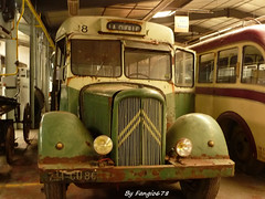Citroën type 45 UADI 1948 (fangio678) Tags: 1948 05 citroën 45 type 31 autobus portes 2014 anciens ouvertes autocars uadi betschdorf