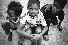 Orang Asli Kids (Sergio Camus) Tags: people film kids analog island malaysia canonef2470mmf28lusm indigenouspeople orangasli travelphotography outdoorphotography vsco canoneos7d vscofilm
