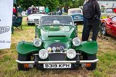 Panther (technodean2000) Tags: show west classic car wales panther pembrokeshire