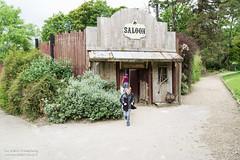 KelburnCastle-15061404 (Lee Live: Photographer (Personal)) Tags: woodland waterfall estate secretgarden walledgarden ayrshire largs ropeswings kelburncastle adventurecourse kelburnglen highwalkways