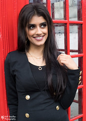 Lovely Lass in London (Kirk Stauffer) Tags: kirk stauffer photographer nikon d5 adorable amazing attractive awesome beautiful beauty charming cute darling fabulous feminine glamour glamorous goddess gorgeous lovable lovely perfect petite precious pretty siren stunning sweet wonderful young female girl lady woman women music indie sexy seductive sensual sensuous hot babe sultry magnificent elegant braless angel angelic dreamy long black hair brown eyes red lips white teeth teen model tall fashion dress style portrait photo smile smiling telephone booth