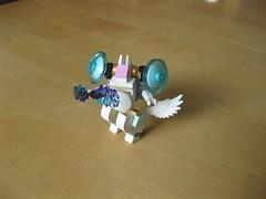 White Rabbit (Starflower.6) Tags: mfz mobile frame zero lego mech game