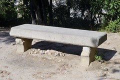 BANC DE PEDRA (Yeagov C) Tags: banc pedra bancdepedra 2016 barcelona catalunya montjuc