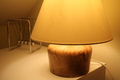 It's a lamp  (WilliamWWD) Tags: lamp ambience simplicity minimalism home