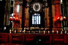 Vendredi saint (glise Saint-Eustache) Tags: vendredisaint paris glise sainteustache quartierdeshalles triduumpascal musique chur leschanteursdesainteustache