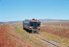 7703K-06 (Geelong & South Western Rail Heritage Society) Tags: aus australia derm dookie rta victoria yabbanorth