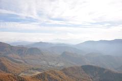 (Yoshizawhat!) Tags: mountain nagano nikon d90 autumn clouds