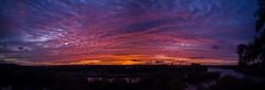 Sunset in Aschaffenburg (mrocek) Tags: 2015 aschaffenburg bayern deutschland sonne sonnenuntergang sunset schlossplatz schloss main mainufer panoramio7769543125445544