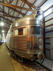 See billsmotrilla.zenfolio.com for full res image downloads or prints (SmoPho) Tags: temple texas usa railroad railfan museum history locomotive steamengine urbanrail zephyr nebraska streamliner art deco