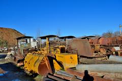 decay (riccardo nassisi) Tags: truck camion abbandonato abandoned rust rusty relitto rottame ruggine ruins scrap scrapyard epave cava piacenza san nicol