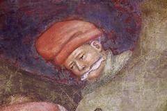 Salimbeni - John the Baptist preaching in the wilderness, detail (petrus.agricola) Tags: lorenzo jacopo salimbeni scenes life saint john baptist urbino marche italy oratorio san giovanni battista