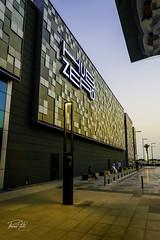 Hub Zero (Pleasant clicks) Tags: citywalk dubai uae jumeirah burj khalifa hub zero life jungle book lifestyle evening landscape