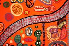 IMG_0990 (www.ilkkajukarainen.fi) Tags: wwwilkkajukarainencom yayoikusama helsinki museum muse museet museo museumstuff colours bright vrit nyttely taide teos vriks ham avantgarde modernart painting art contemporary