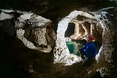 (Jim Fox) Tags: shadow fallcreekfallsstatepark nss nat robertoakes caver tenessee geology scallops caving incompletestrobistinfo removedfromstrobistpool seerule2