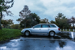 New Car (Evan's Life Through The Lens) Tags: camera 5d mark mk iii three 3 lens glass 2470mm f28 outside rain wet weather gloomy clouds exposure digital blue green cold autumn 2016