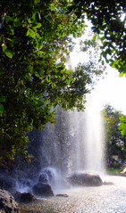 The waterfall, Colline de Chateau (Castle Hill), Nice. (Roly-sisaphus) Tags: nice southoffrance cotedazure frenchriviera nikond802016dsc1076