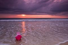 Otoo (jaocana76) Tags: beach water ocean oceano atlantic atlantico atardecer sunset sol jaocana76 canoneos7d canon1635 estrechodegibraltar strog straitsofgibraltar campodegibraltar