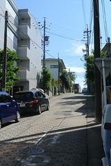 nagoya15902 (tanayan) Tags: urban town cityscape aichi nagoya japan nikon j1 road street alley    slope