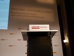Reflexionen 2016 (Bankenverband - Bundesverband deutscher Banken) Tags: bundesverbanddeutscherbanken bankenverband reflektionen2016 reflektionen bildung bildungsystemrelevant