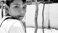 Working boy (sanyok_) Tags: blackandwhite portrait street photography photojournalism people wayuu indigenous gas border frontera childlabor