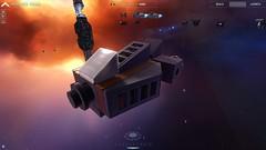 Turanic Raider Interceptor (Sastrei87) Tags: lego homeworld brickspace