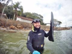 GOPR5880 (ambrogi_taubate) Tags: naturezaselvagem marinha mergulhando ubatuba sp brasil naturezamarinha fantstica apneia 10m setembro primavera 2016