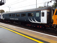 6701 at northampton (47604) Tags: rlb mk2f 6701 caledonian sleeper coach carriage northampton
