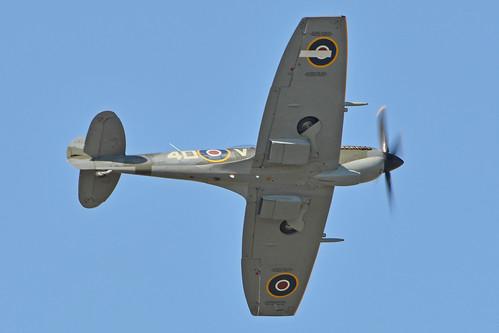 Supermarine Spitfire LF.XVIe 'TE311 / 4D-V'