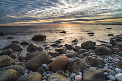 Mlen, Larvik Norway (Halvor Roe) Tags: kystlandskap landskap larvik mlen norge solnedgang vannmedlanglukker