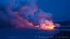 Clash of the Elements (azacardoni) Tags: fire lava water steam the4elements volcano night hawaii kalapana sea kilauea