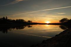SAM_9170 (Bjerner, DK) Tags: sunrise sun horsens denmark morning water coldwater