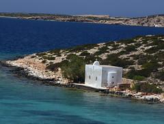 Grecia- ermita (Aproache2012) Tags: navegar flotilla familiar cicladas peloponeso grecia velero catamarn mediterrneo