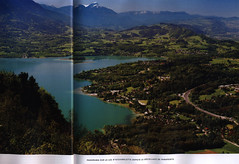 motions, Le magazine de vos plus beaux souvenirs en Savoie Mont Blanc; Anne 2016, N.14; Lac Aiguebelette, Rhone-Alpes, France (World Travel Library) Tags: motions magazine beaux souvenirs savoie montblanc nature landscape aerial view green 2016 rhonealpes france rpublique franaise brochure travel library center worldtravellib holidays trip vacation papers prospekt catalogue katalog photos photo photography picture image collectible collectors collection sammlung recueil collezione assortimento coleccin ads gallery galeria touristik touristische documents dokument broschyr esite catlogo folheto folleto   ti liu bror lac lake aiguebelette