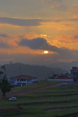The Last Sunset (code_martial) Tags: d7100 1685mmf3556gvr ooty2016 hdr photomatix sunset ootacamund udhagamandalam