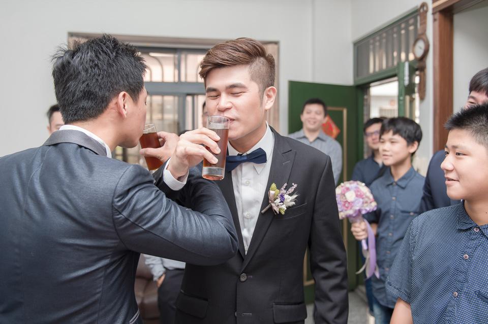 台南婚攝 婚禮紀錄 情定婚宴城堡 C & M 031