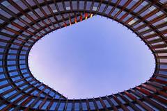 Cologne Oval Office (stevefoltinek) Tags: cologne oval office coo tokina architecture architektur köln gebäude hole loch